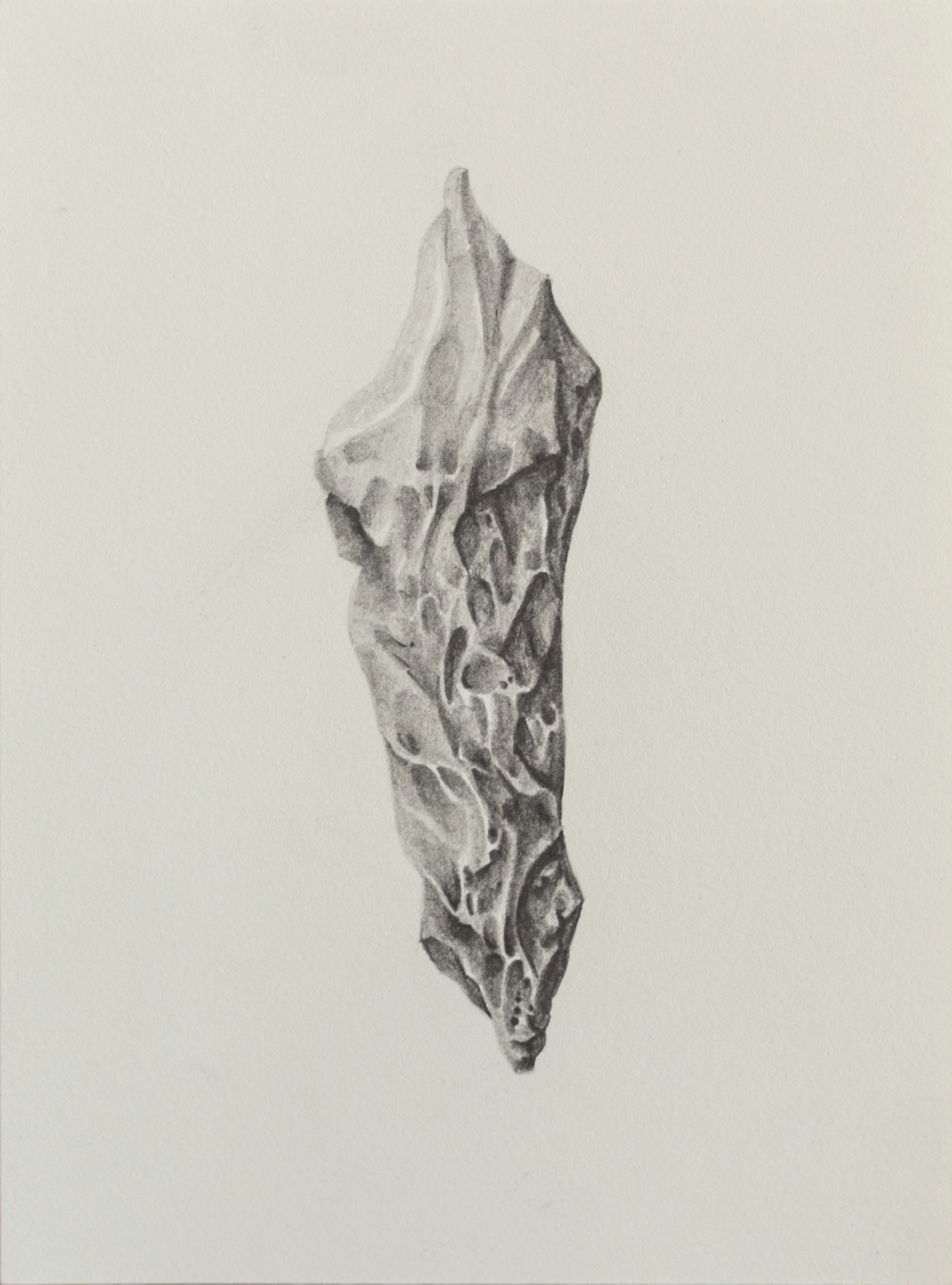 Tool — Pencil on paper, 11 x 15 cm , 2017.